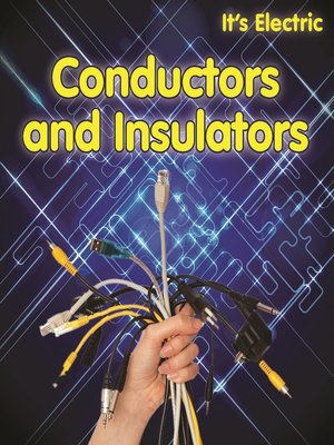 cover image of Conductors and Insulators