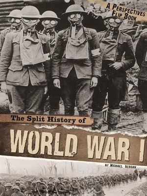 cover image of The Split History of World War I
