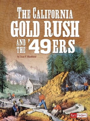 cover image of The California Gold Rush and the '49ers