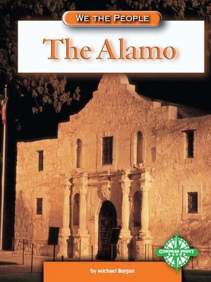 cover image of The Alamo