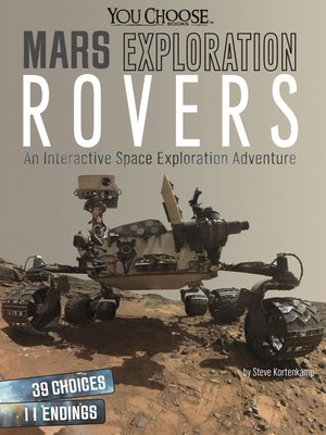 cover image of Mars Exploration Rovers