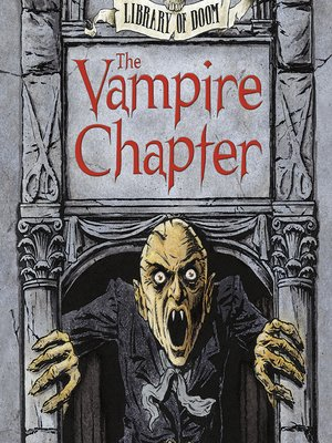 cover image of The Vampire Chapter