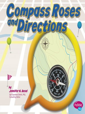 cover image of Compass Roses and Directions