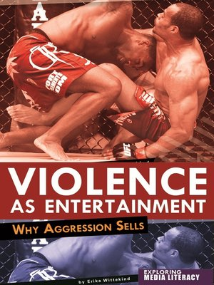 cover image of Violence as Entertainment