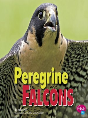 cover image of Peregrine Falcons