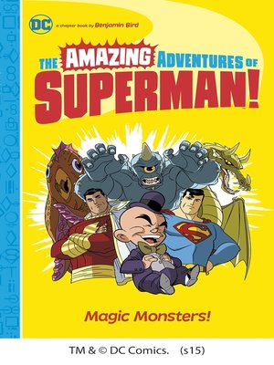 cover image of Magic Monsters!