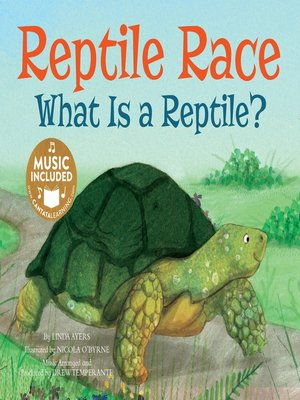 cover image of Reptile Race