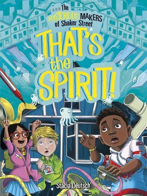 cover image of That's the Spirit!