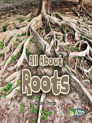 cover image of All About Roots