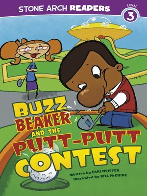 cover image of Buzz Beaker and the Putt-Putt Contest
