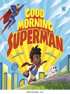cover image of Good Morning, Superman!