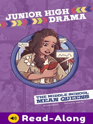 cover image of The Middle School Mean Queens