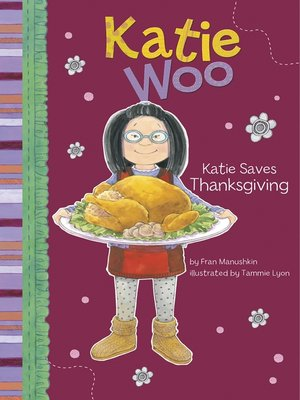 cover image of Katie Saves Thanksgiving