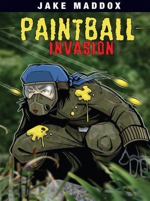 cover image of Paintball Invasion