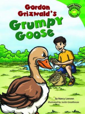 cover image of Gordon Grizwald's Grumpy Goose