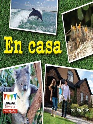 cover image of En casa