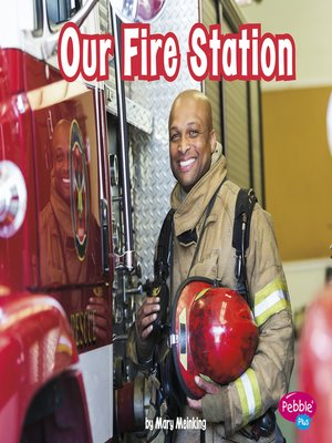 cover image of Our Fire Station