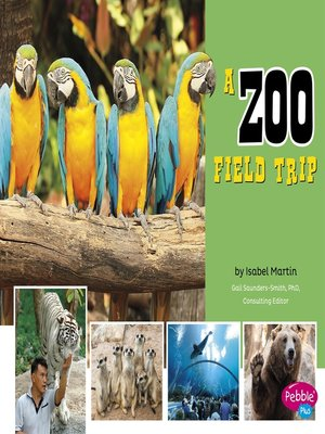 cover image of A Zoo Field Trip