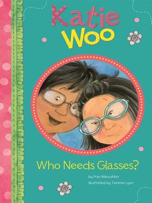 cover image of Who Needs Glasses?