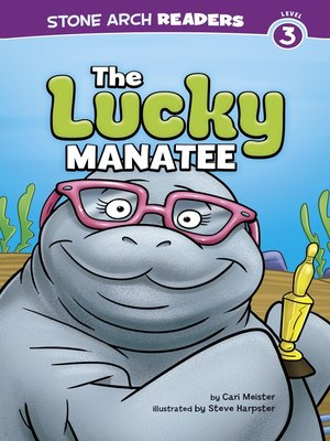 cover image of The Lucky Manatee