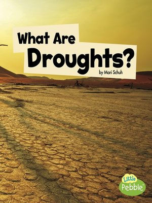 cover image of What Are Droughts?
