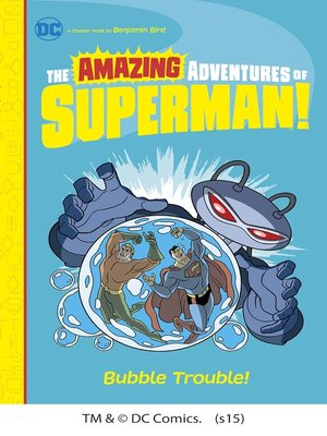 cover image of Bubble Trouble!