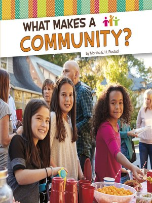 cover image of What Makes a Community?