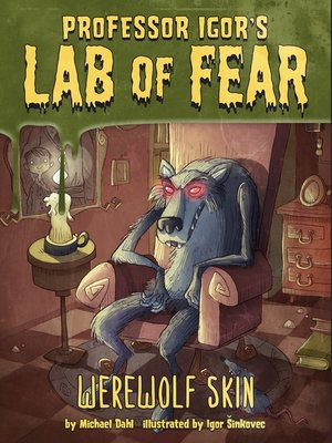 cover image of Werewolf Skin