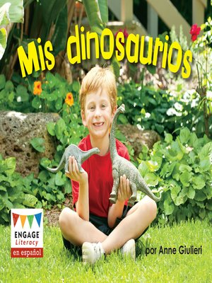 cover image of Mis dinosaurios