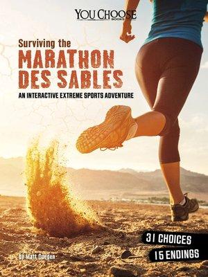 cover image of Surviving the Marathon des Sables