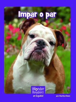 cover image of Impar o par