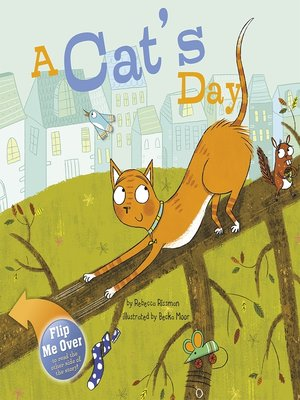 cover image of A Cat's Day