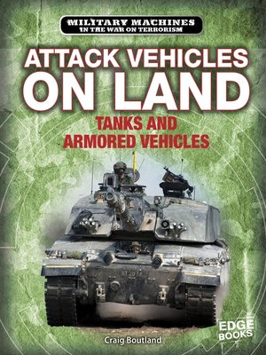 cover image of Attack Vehicles on Land