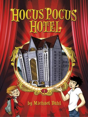 cover image of Hocus Pocus Hotel