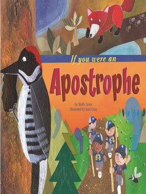 cover image of If You Were an Apostrophe