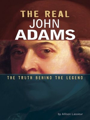 cover image of The Real John Adams