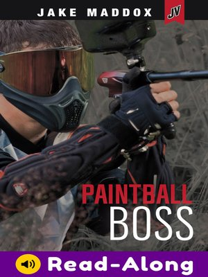 cover image of Paintball Boss