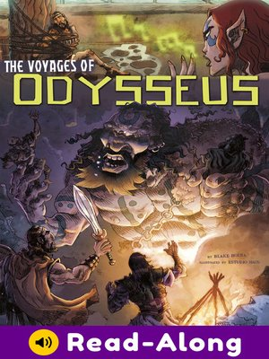 cover image of The Voyages of Odysseus