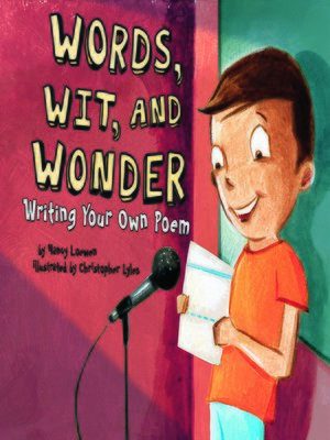 cover image of Words, Wit, and Wonder