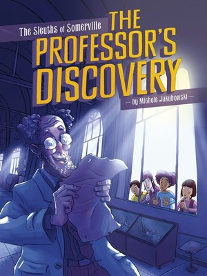 cover image of The Professor's Discovery