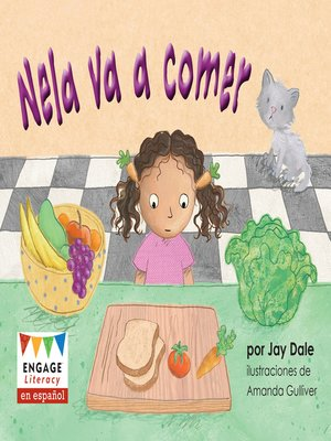 cover image of Nela va a comer