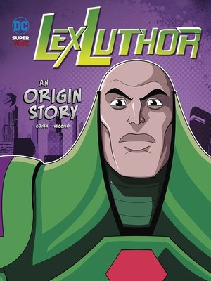 cover image of Lex Luthor