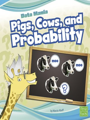 cover image of Pigs, Cows, and Probability