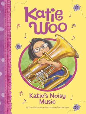 cover image of Katie's Noisy Music