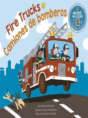 cover image of Fire Trucks / Camiones de bomberos