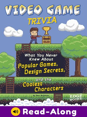 cover image of Video Game Trivia