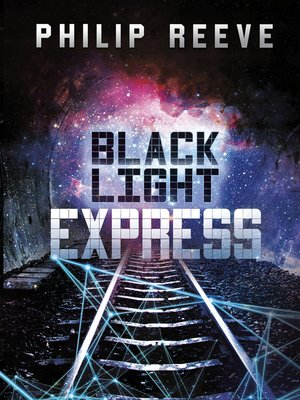 cover image of Black Light Express