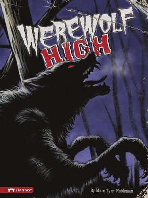 cover image of Werewolf High