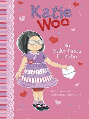 cover image of No Valentines for Katie