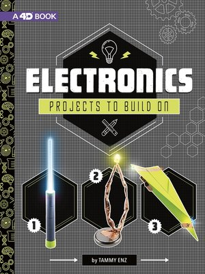 cover image of Electronics Projects to Build On